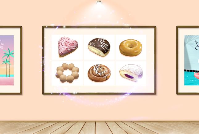 [오천만알바 도넛큐레이터편]  DUNKIN' 도넛 큐레이터가 나타났던킨!